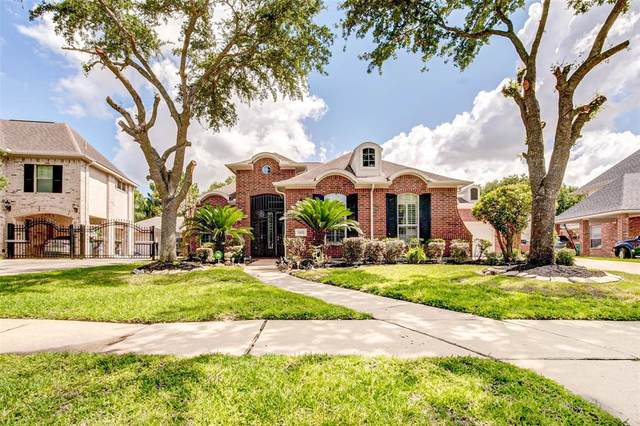 15810 Cadenhorn Lane, Houston, TX 77084 (MLS #47854711) :: The Sansone Group