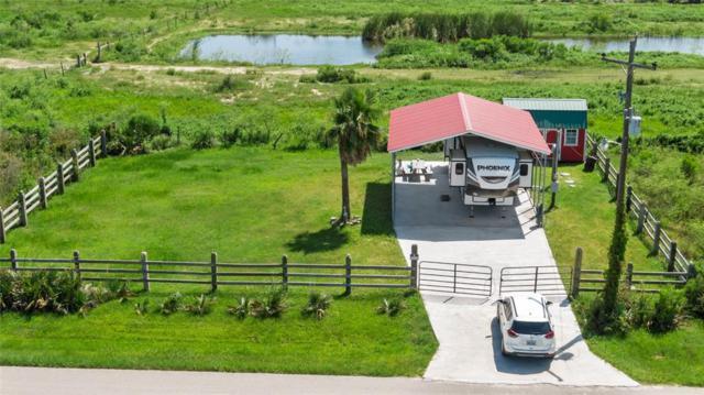 1141 Bay Vue Drive, Crystal Beach, TX 77650 (MLS #47857368) :: The Parodi Team at Realty Associates