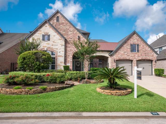 39 N Winsome Path Circle, The Woodlands, TX 77382 (MLS #47858439) :: Christy Buck Team