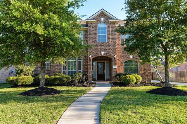16403 Lakewood Field Drive, Tomball, TX 77377 (MLS #47861696) :: Texas Home Shop Realty