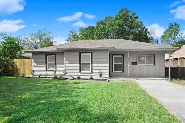 6206 Sherwood Drive, Houston, TX 77021 (MLS #47881000) :: Connect Realty