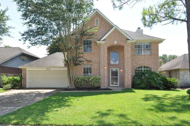 16110 Constitution Lane, Friendswood, TX 77546 (MLS #47886411) :: Texas Home Shop Realty