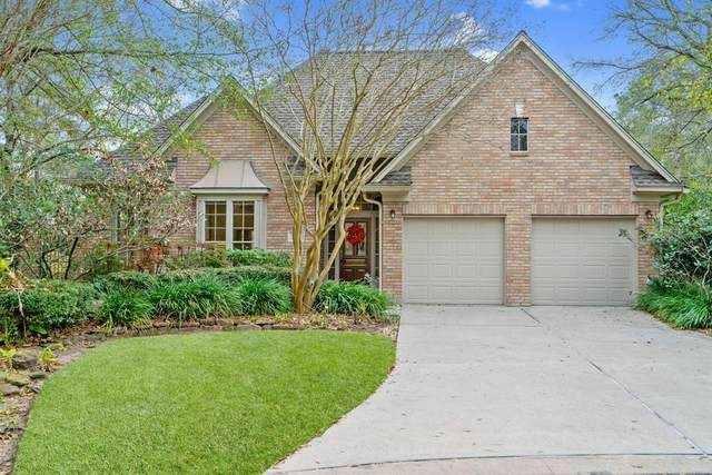 8 Gingerwilde Place, The Woodlands, TX 77381 (MLS #47888492) :: The Property Guys