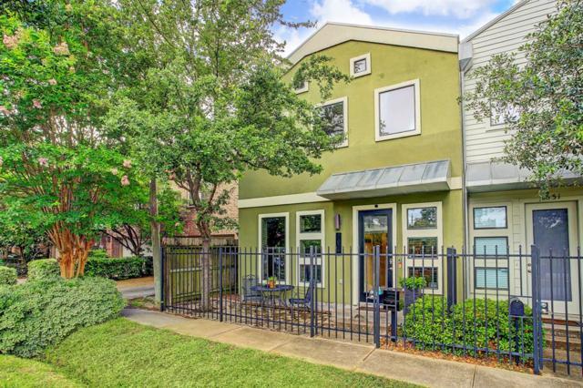 1629 Knox Street, Houston, TX 77007 (MLS #47893827) :: Texas Home Shop Realty