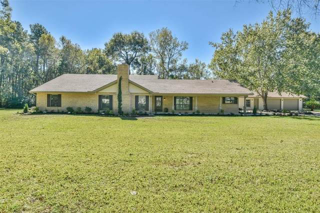 25226 Hill And Dale Avenue, Splendora, TX 77372 (MLS #47900152) :: My BCS Home Real Estate Group