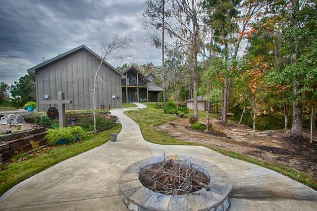 100 Maid Marian, Cleveland, TX 77327 (MLS #47905747) :: All Cities USA Realty