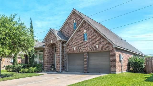 2309 Lost Bridge Lane, Pearland, TX 77584 (MLS #47915033) :: Caskey Realty