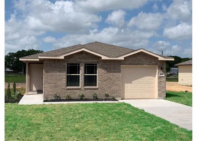 231 South Washington Street, La Marque, TX 77591 (MLS #47916826) :: The SOLD by George Team