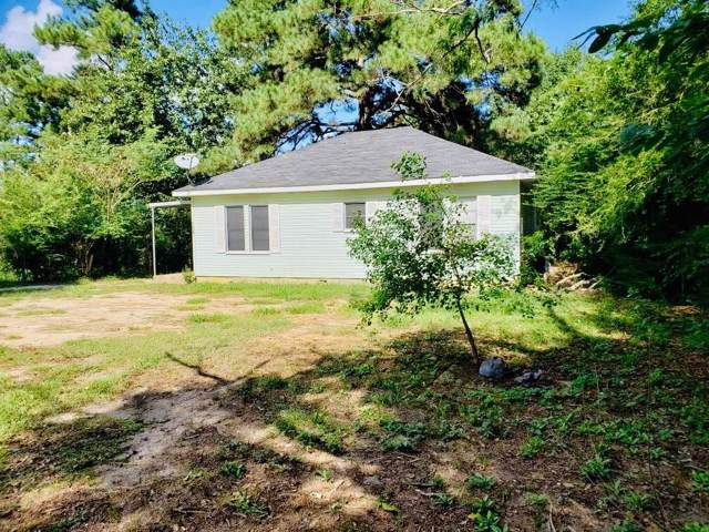 705 County Road 1040, Woodville, TX 75979 (MLS #47925160) :: The Parodi Team at Realty Associates