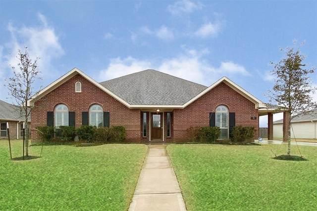 19 Palmero Way, Manvel, TX 77578 (MLS #47936714) :: Giorgi Real Estate Group