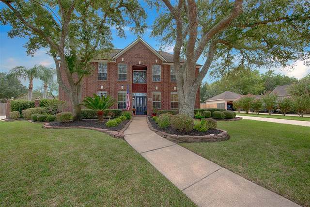1717 Keystone Drive, Friendswood, TX 77546 (MLS #47943076) :: Ellison Real Estate Team