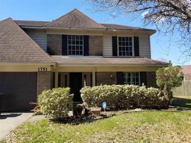 1751 Newmark Drive, Houston, TX 77014 (MLS #47948934) :: TEXdot Realtors, Inc.