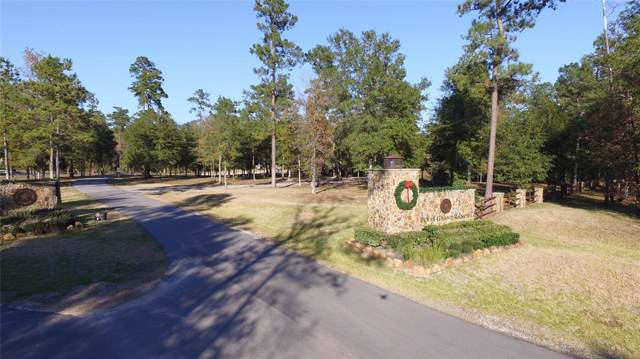 Lot 39 Texas Grand Road, Huntsville, TX 77340 (MLS #4795243) :: The Heyl Group at Keller Williams
