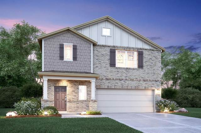 322 Wisteria Manor Street, Magnolia, TX 77354 (MLS #47952968) :: The Sansone Group