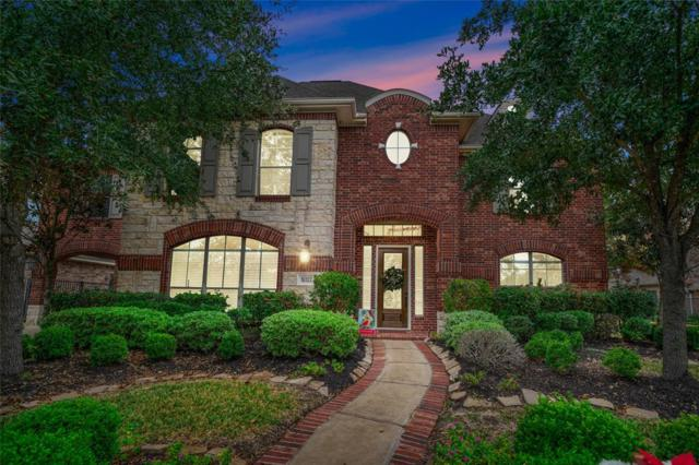 18122 E Allen Shore Drive, Cypress, TX 77433 (MLS #47956811) :: The Collective Realty Group