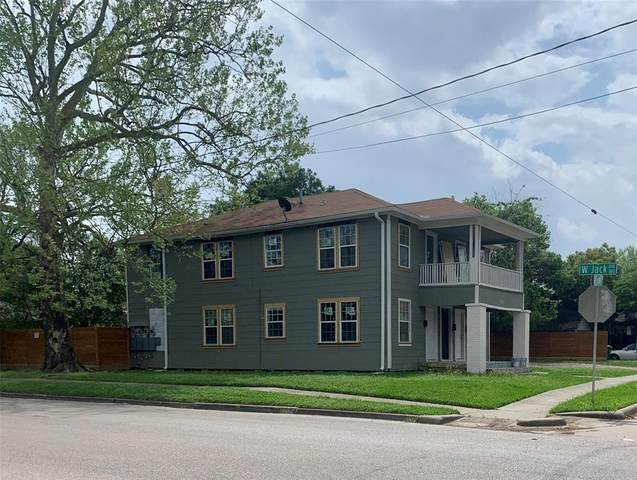 512 N Jones Street #6, Baytown, TX 77520 (MLS #47966065) :: Bray Real Estate Group
