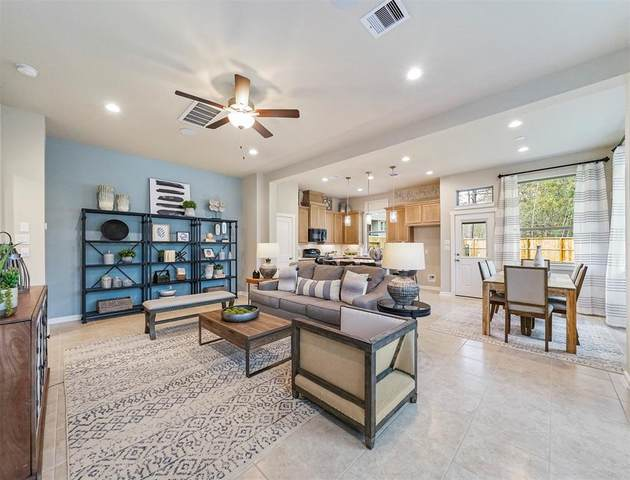 260 S Spotted Fern Drive, Montgomery, TX 77316 (MLS #47968289) :: The Home Branch