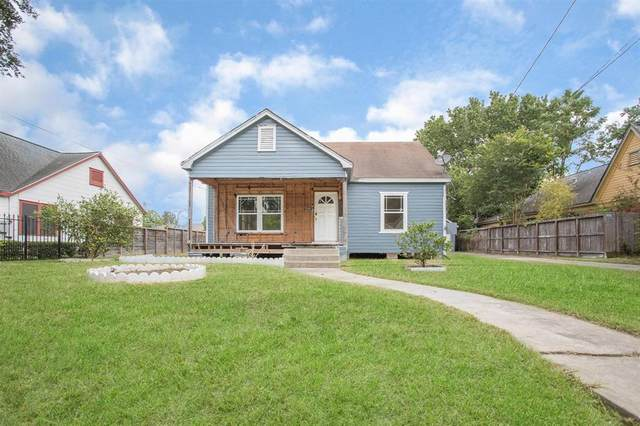 809 Avenue Of Oaks Street, Houston, TX 77009 (MLS #47971449) :: The Heyl Group at Keller Williams