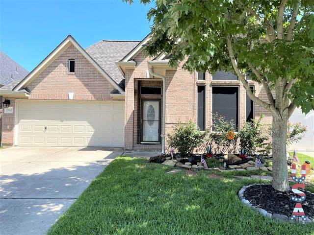 15942 Cottage Ivy Circle, Tomball, TX 77377 (#4797345) :: ORO Realty
