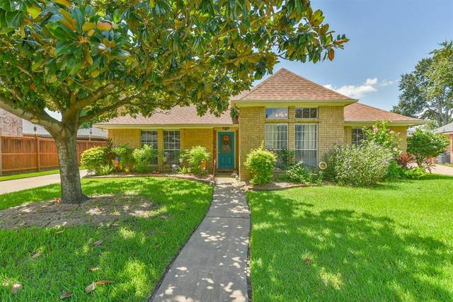 401 Kingston Court, Deer Park, TX 77536 (MLS #47977196) :: The Freund Group