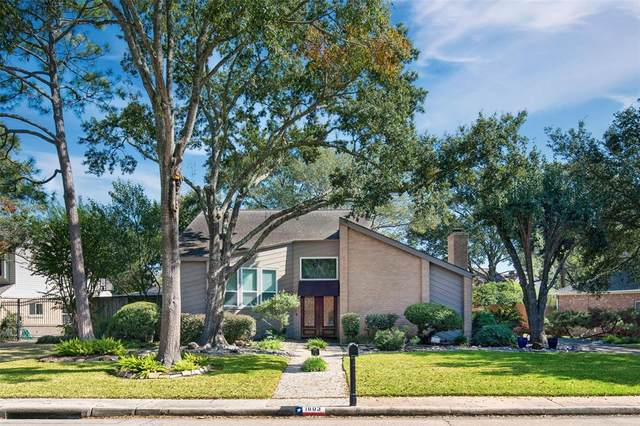 1603 Fall Valley Drive, Houston, TX 77077 (MLS #47979874) :: The Home Branch