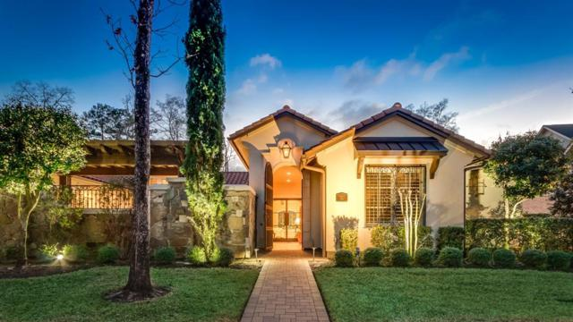 22 W Cartouche Circle, The Woodlands, TX 77382 (MLS #47979947) :: The Home Branch