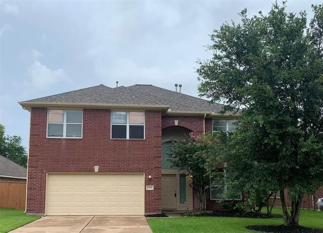 20806 Oak Rain Court, Katy, TX 77449 (MLS #47984342) :: The Bly Team
