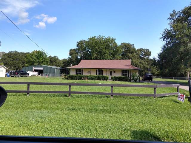 7255 County Road 684C, Sweeny, TX 77480 (MLS #48004091) :: Texas Home Shop Realty