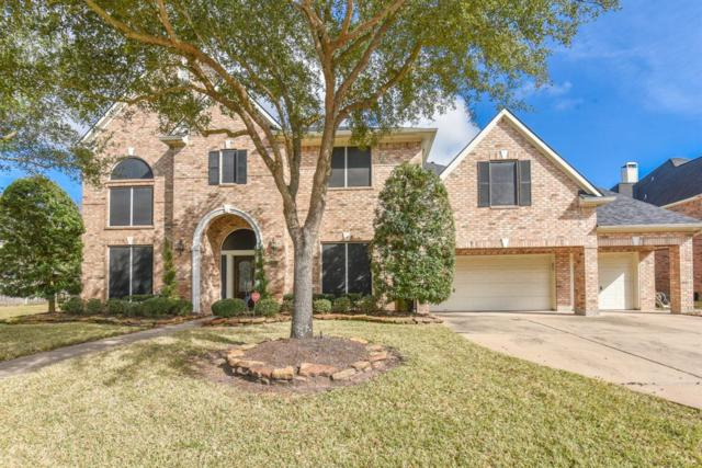 6910 Spring Run, Katy, TX 77494 (MLS #48007054) :: Texas Home Shop Realty