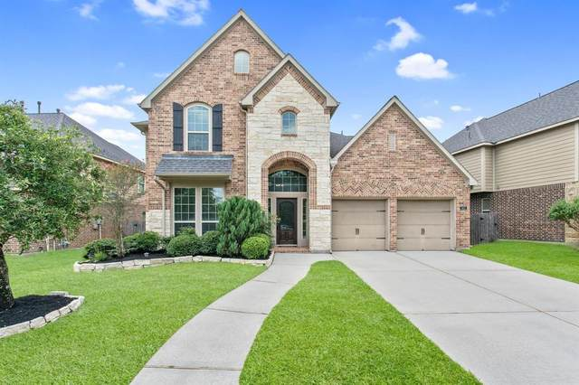 1415 Laura Hills Lane, Spring, TX 77386 (MLS #48016051) :: Caskey Realty