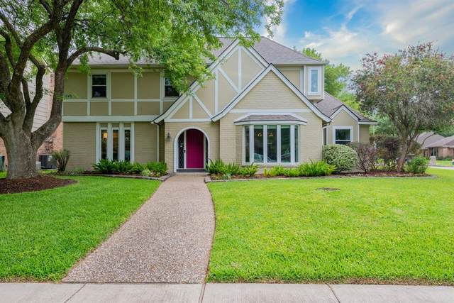 1655 Fall Valley Drive, Houston, TX 77077 (MLS #48030848) :: The Bly Team