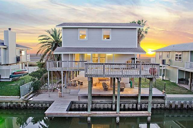 4414 Bob Smith, Jamaica Beach, TX 77554 (MLS #48038917) :: The Queen Team