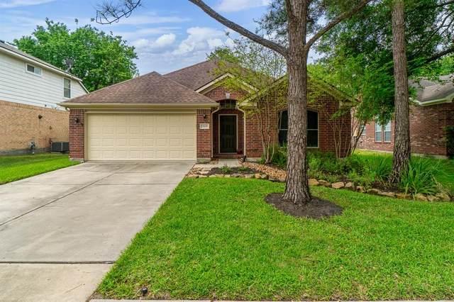 15119 Red Cedar Cove Lane, Cypress, TX 77433 (MLS #48039285) :: The Heyl Group at Keller Williams