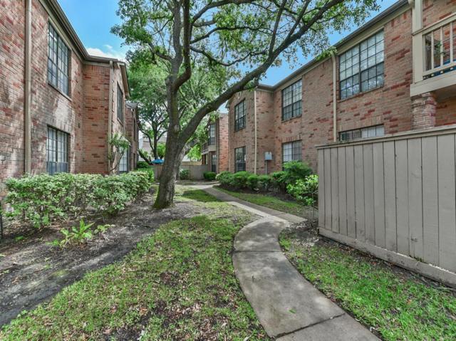 2255 Braeswood Park Drive #186, Houston, TX 77030 (MLS #48041925) :: Krueger Real Estate