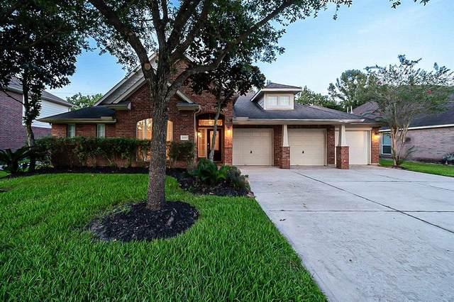 14502 Wildwood Springs Lane, Houston, TX 77044 (MLS #48047055) :: The Wendy Sherman Team