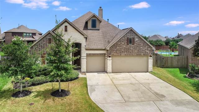 1335 Elkins Hollow Lane, League City, TX 77573 (MLS #48054799) :: The Bly Team