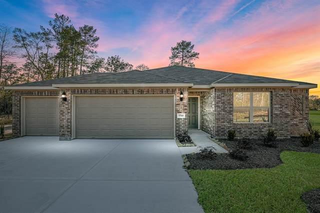 9744 Cold Creek Drive, Conroe, TX 77306 (MLS #48059278) :: The Property Guys