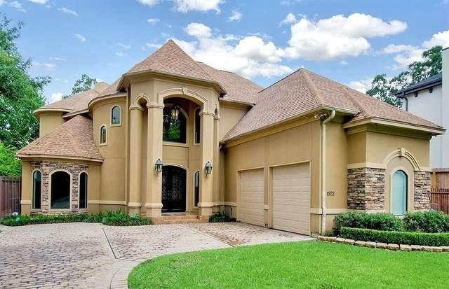 1522 Woodvine Drive, Houston, TX 77055 (MLS #48064713) :: Parodi Group Real Estate