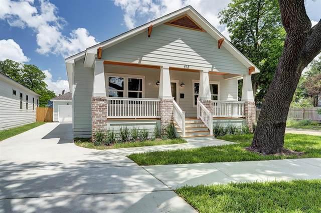214 N Drennan Street, Houston, TX 77003 (MLS #48067717) :: Keller Williams Realty