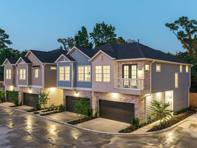 5110 Pine Reach Drive, Houston, TX 77018 (MLS #48072930) :: The Freund Group