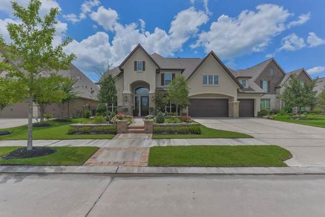 17315 Heron Crest Drive, Cypress, TX 77433 (MLS #48078596) :: Green Residential