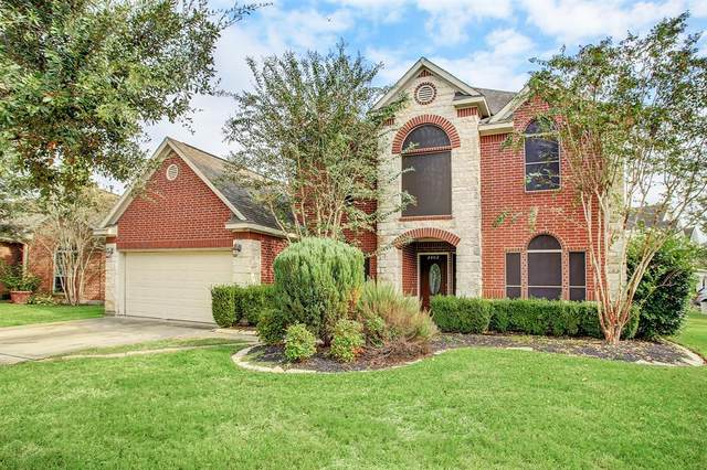 2402 Deercreek Circle, Katy, TX 77493 (MLS #48089731) :: Connect Realty