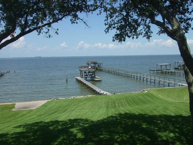 5017 W Bayshore Drive, Bacliff, TX 77518 (MLS #48097583) :: The SOLD by George Team