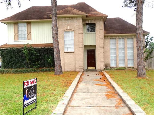 1411 Bayou Glen Drive, La Porte, TX 77571 (MLS #48107290) :: The Queen Team
