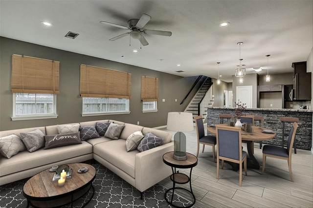 3021 Elysian Street, Houston, TX 77009 (MLS #48107313) :: Green Residential