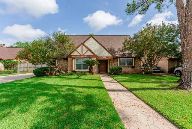 16110 Lakeview Drive, Jersey Village, TX 77040 (MLS #48111484) :: The Parodi Team at Realty Associates
