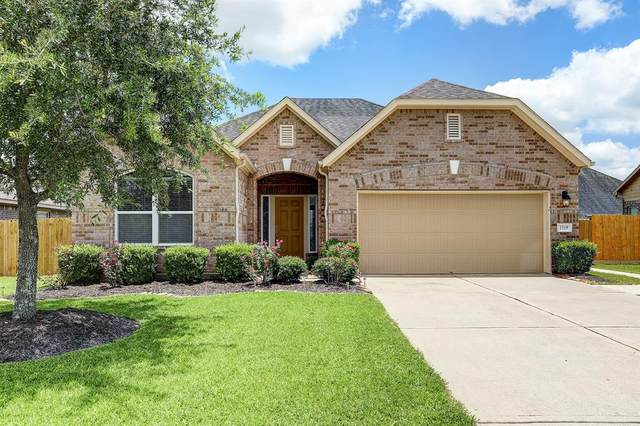 1519 Pastureview Drive, Pearland, TX 77581 (MLS #4811255) :: Christy Buck Team
