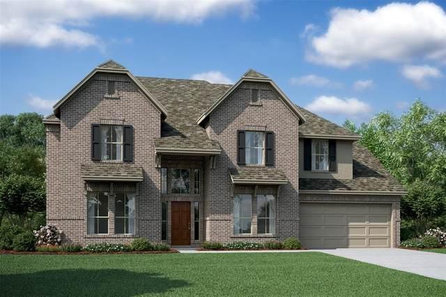 11707 Oakwood Drive, Mont Belvieu, TX 77535 (MLS #48118334) :: The Sansone Group