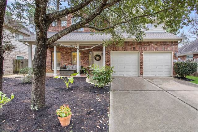 110 N Rambling Ridge Place, The Woodlands, TX 77385 (MLS #48118493) :: The SOLD by George Team