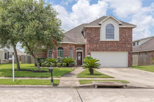 1204 Romero Drive, Pearland, TX 77581 (MLS #48136687) :: The SOLD by George Team
